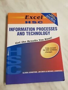 Excel HSC Information Processes and Technology 2020 2021 2022