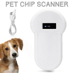 Universal RFID ISO FDX-B Animal Chip Reader Microchip Handheld Pets Scanner Tool
