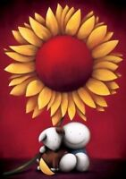 My Sunshine by Doug Hyde. Signed, Numbered, MOUNTED ONLY In Stock.
