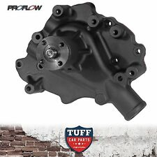 Ford Windsor 302 351 V8 Proflow Aluminium Action Series Water Pump Black Alloy
