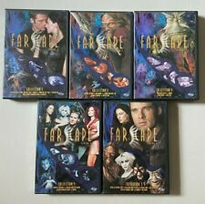 Farscape - Season 4 Complete Series (DVD, 10-Disc Set) Used Complete