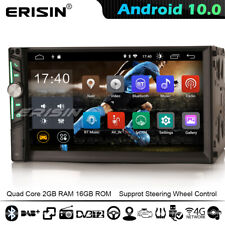 Android 10.0 2DIN Universal Autorradios Bluetooth GPS Radio DAB+ TDT DSP CarPlay