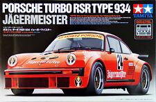 Tamiya 1/24 Porsche Turbo Rsr tipo 934 Delantales # 24328
