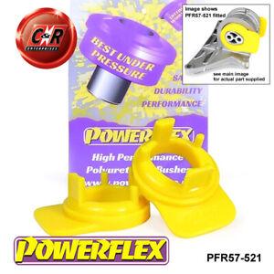 PFR57-521 Powerflex For Porsche Boxster 986 (97-04) Front Engine Mnt Bush Insert