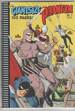 Phantom Giantsize #1 Wilson McCoy Art Adventures of Catman Ranger Shadow Diavolo