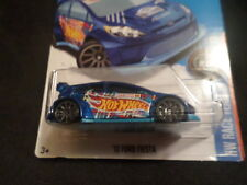 HW HOT WHEELS 2017 HW RACE TEAM #4/5 '12 FORD FIESTA HOTWHEELS VHTF