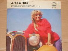 "4 TOP HITS - 7"" EP 45"