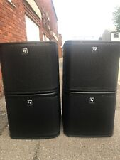 More details for electrovoice zxa1 subwoofers (price is for all  4 units)