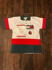 Bootleg Tommy Hilfiger Big All Over Tommy Flag Polo [SIZE: LARGE]