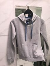 Grey Hoodie RELAX Cotton Small