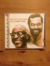 sonny terry and brownie mcghee -- sportin' life blues  2x cd compilation