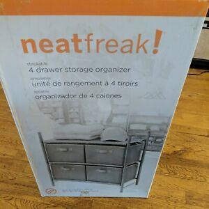 Neat Freak 4 Drawer organnzer