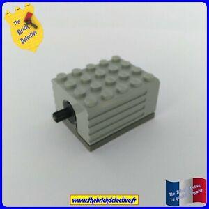 LEGO® Technic 2838c01 Moteur 9V 5 x 4 x 2 1/3 (1990-2002)