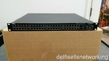 Dell PowerConnect 3448P 48 Port 10/100 Managed Stackable PoE Ethernet Switch