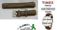 Timex repuesto Pulsera t2n721 (t45601) - intercambio de repuesto original e-Tide & Temp