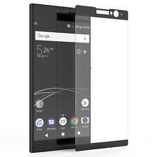 Sony Xperia XZ3 protector de pantalla de vidrio templado mejor delgada de 100% de protección completa