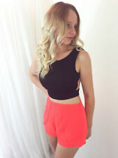 Backless Sleeveless Crop Tops for Women