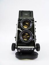 "Mamiya C330 ""S"" Twin Lens Reflex Camera Kit with 105MM F3.5 ""DS"" Blue Dot Lens"
