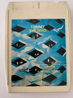 THE WHO   Tommy ... A Rock Opera    8 Track Tape  Original