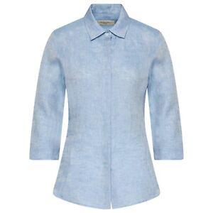 Max Mara Vintage Saharan Shirt Linen Beige