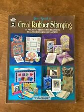 Your Guide To Great Rubber Stamping Book 181 Projects Paperback