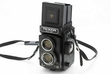 Texer New Auto Mat Medium Format TLR w/ 75mm f/3.5 from JAPAN **EXC+++++** #0710