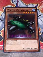 Carte YU GI OH TORTUE CATAPULTE YGLD-FRA08 x 3