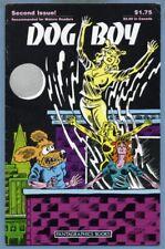 Dog Boy #2 (Apr 1987, Fantagraphics Books) Steve Lafler