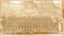 .RARE AUSTRALIAN WW1 A.I.F GROUP PHOTO. 1ST PIONEER BATTALION.