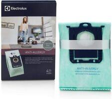 4 Vacuum Bags, Electrolux Anti-Allergy Part EL202G New