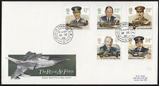 Handstamped Aviation Used Great Britain First Day Covers