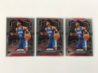 2019-20 Panini Prizm Basketball Terrance Mann RC #296 Clippers X3 LOT🔥🔥🔥