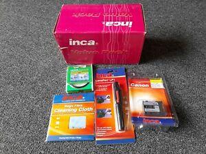 Inca CANON DSLR Kit Brand New