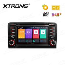 "AUTORADIO 7"" Android 8.0 Octa Core 4gb Audi A3 Wifi Navigatore Gps Mp3 Canbus"