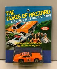 Dukes of Hazzard General Lee Electric Slot Car MIP Ideal 1981