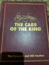 "AUTOGRAPHED LIMITED EDITION BOOK: ""RICHARD PETTY, THE CARS OF THE KING"""