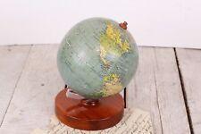 Vintage Small World Globe circa 1960s