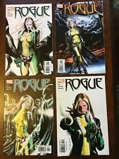 Rogue #1-4 MARVEL X-Men Comic Book Complete Set / Series VF+ Condition 2004