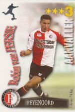 All Stars TCG 2003/2004 Trading Card Robin van Persie Feyenoord ROOKIE *RARE*