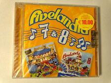 FIVELANDIA 7 & 8  -  CD 2006  NUOVO E SIGILLATO