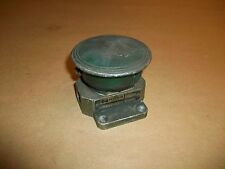 "Ross Pneumatic Palm Button 1223D2001     1/4"" npt    USED"
