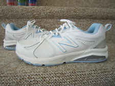 New Balance Womens wx857wb2 Low Top Lace Up Walking Shoes Size 11   Never Worn!