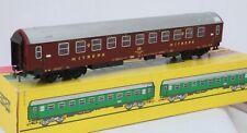 Schicht Models 426/62, Ho Scale, coach, Wagon-lits Mitropa  in maroon.