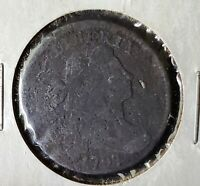 1797 Draped Bust Cent **Historic Date** RARE Collector Coin!  << BIG SALE >>
