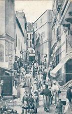 ALGERIE ALGERIA ALGER 29 la rue de la casbah