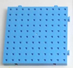 USL 10cm Linking Cubes Base for 1cm Cubes / Connecting / Maths / Mathematics