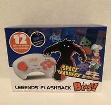 Argames Legends Flashback Blast! With Space Invaders and Burger Time