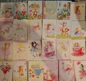 Hunkydory little books - Fairy sweethearts - 24 sheets
