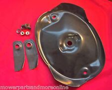 Victa 18 Inch Lawn Mower Oval Wave Disc & Blades, CA09442G, CA09320K, CA09335K