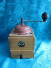 C. August Lehnartz Kaffeemühle Mühle Mahlwerk mechanisch coffee grinder 17442